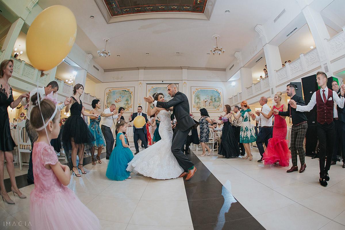 petrecere de nunta la esedra in satu mare