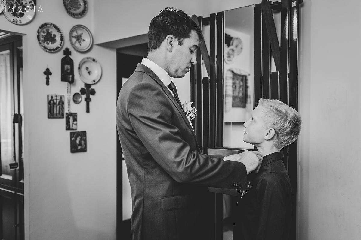 Fotografie de nunta in Baia Mare