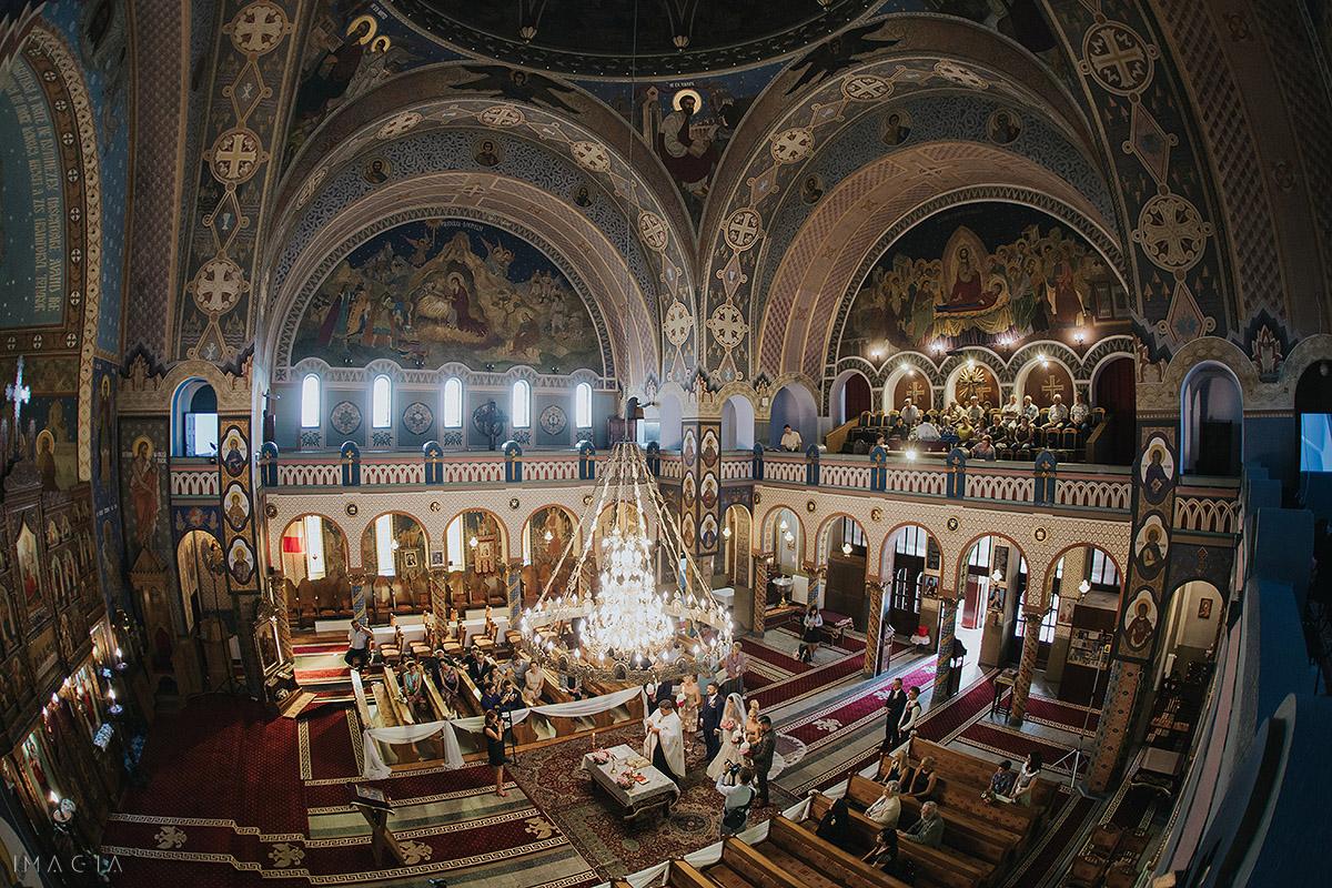 cununie religioasa la cvatedrala ortodoxa din satu mare