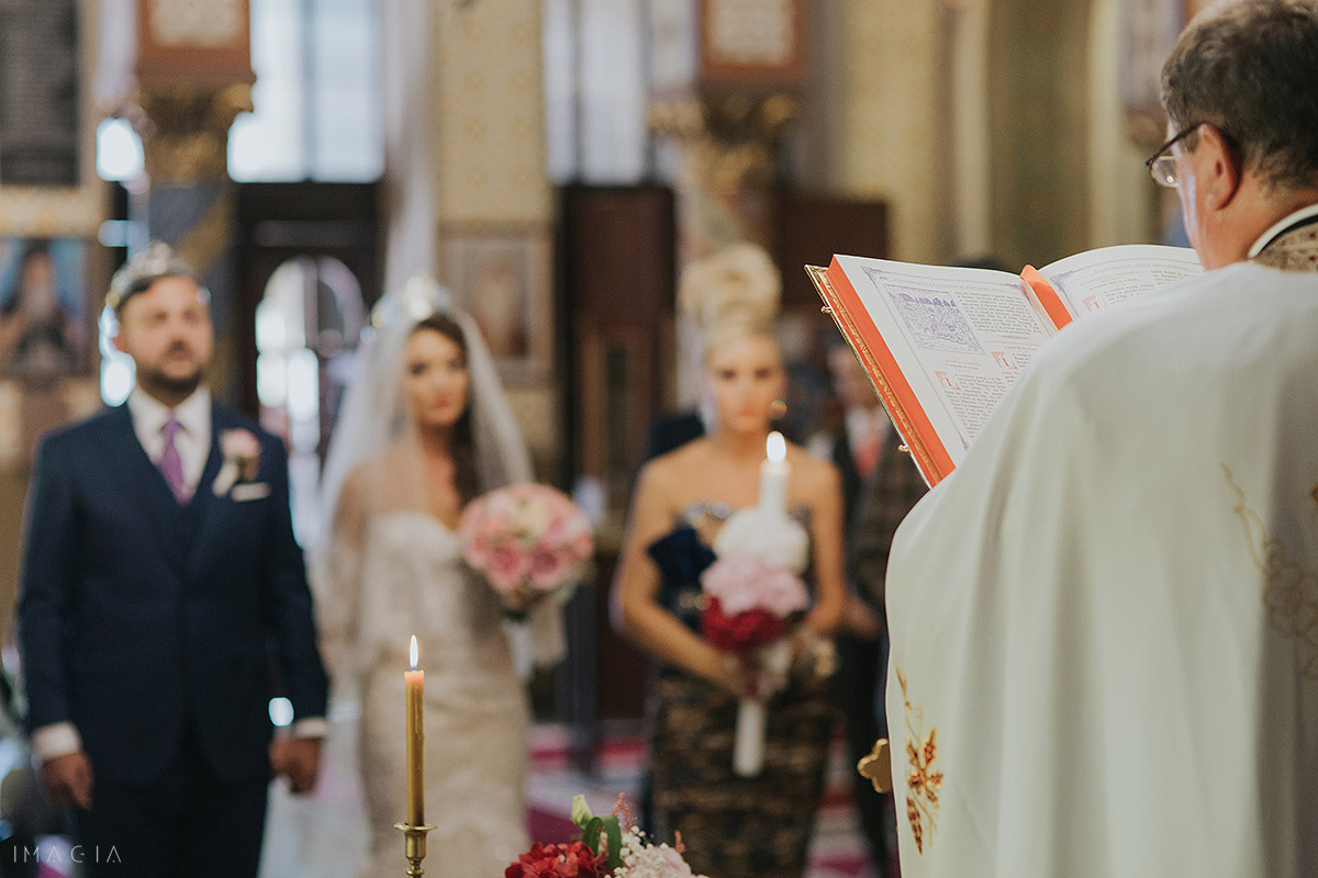 cununie la catedrala ortodoxa din satu mare
