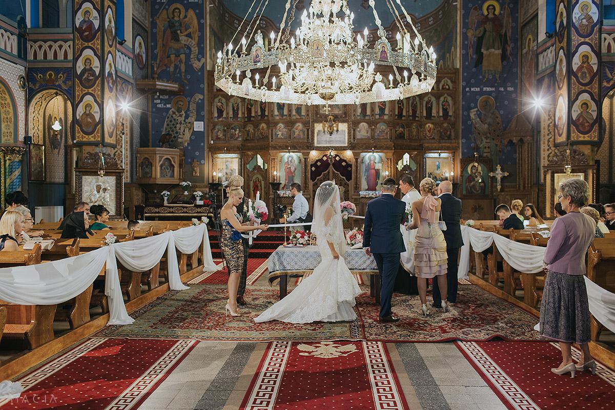 cununie religioasa in catedrala ortodoxa din satu mare