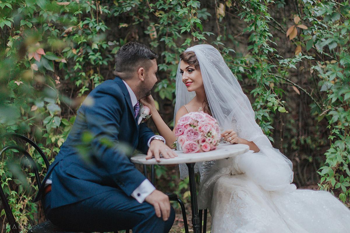 sedinta foto nunta in satu mare hotel poesis
