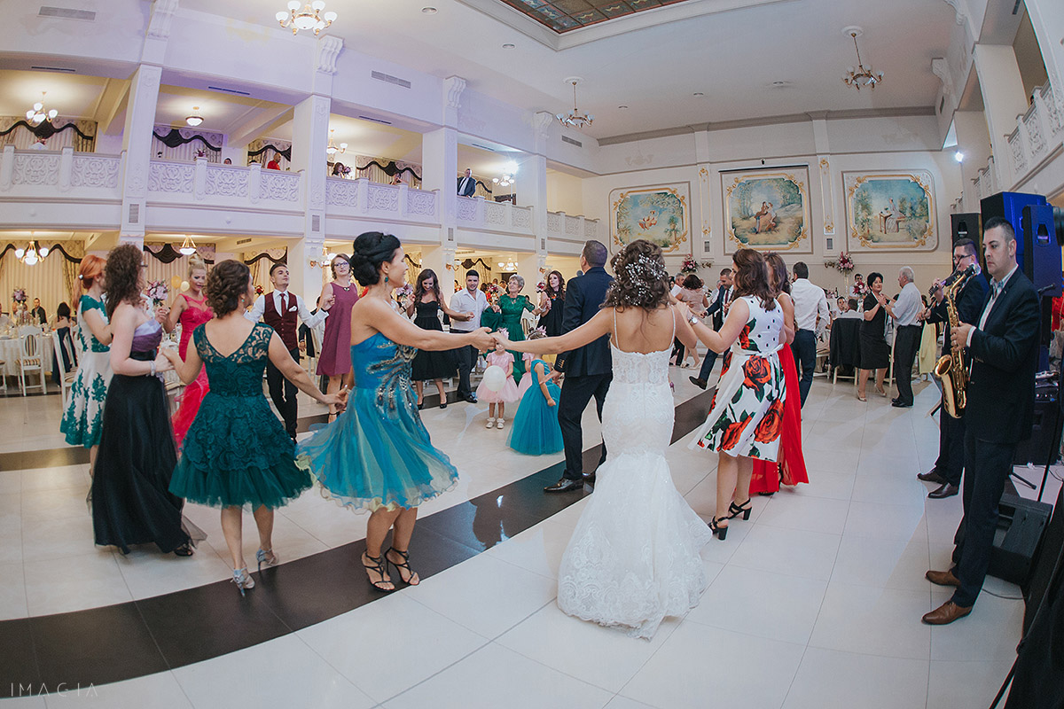 petrecere de nunta in satu mare la esedra