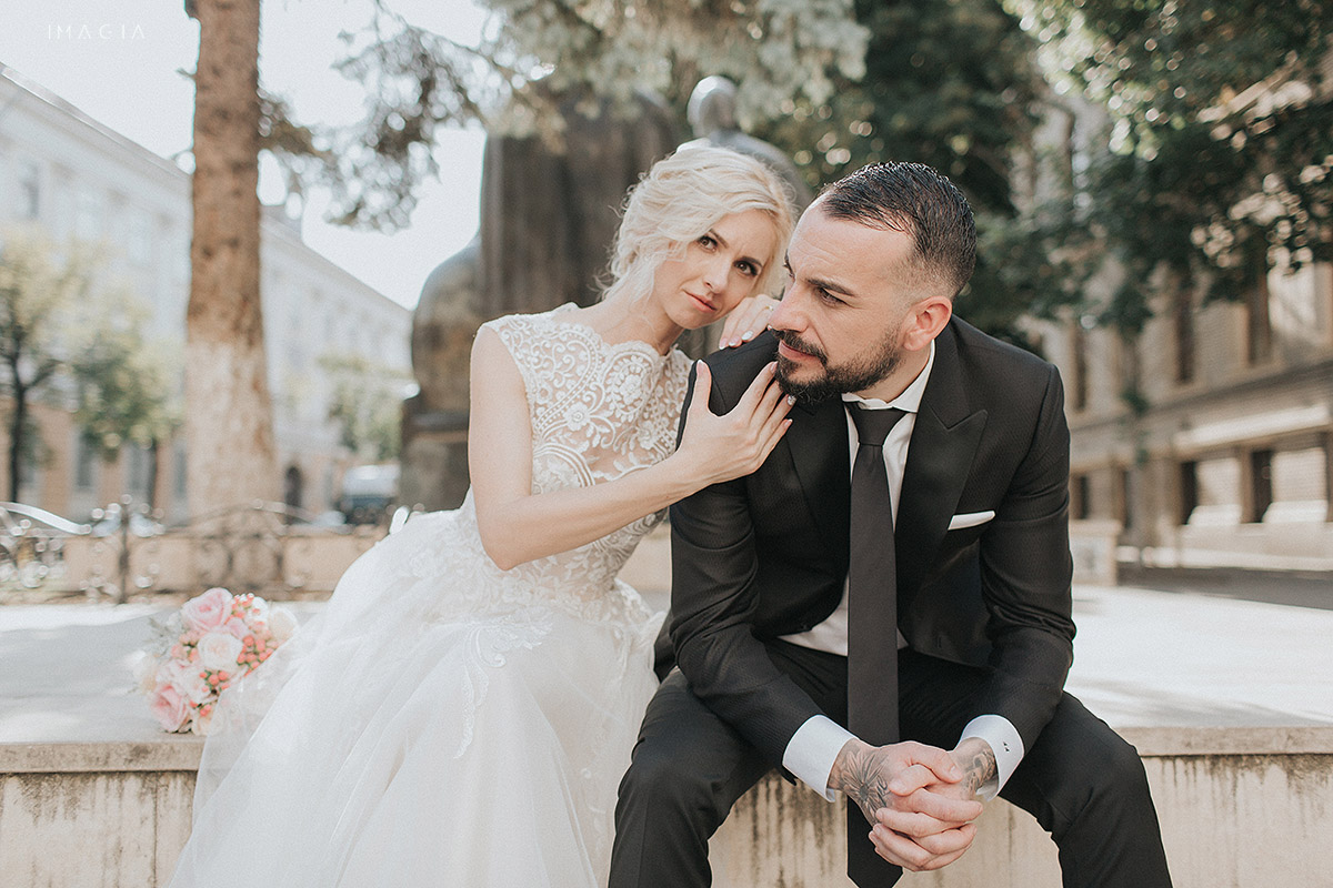 Nunta in Cluj la Grand Hotel