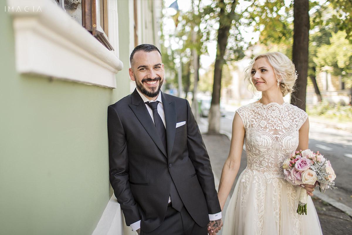 nunta in cluj la grand hotel italia alexandra si andrei