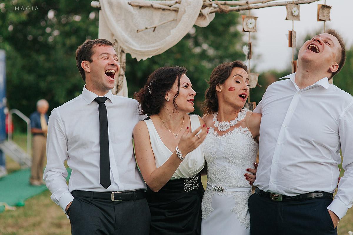 Distractie la o nunta in Baia Mare fotografiata de imagia.ro