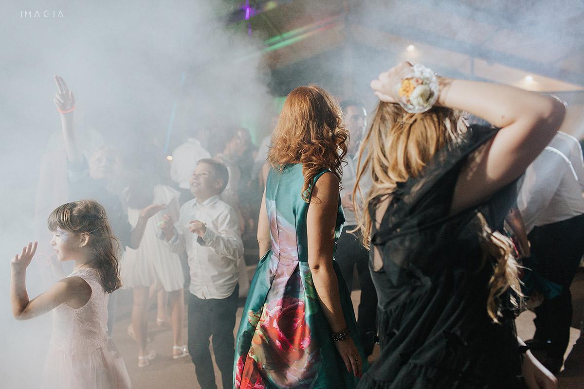 Petrecere de nunta in Baia Mare fotografiata de imagia.ro
