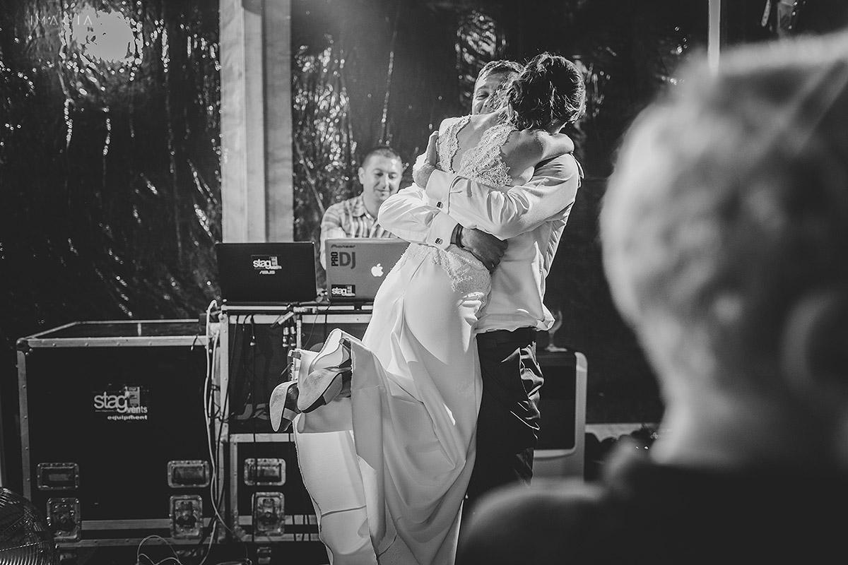 Mire si mirteasa la o nunta in Baia Mare fotografiata de imagia.ro