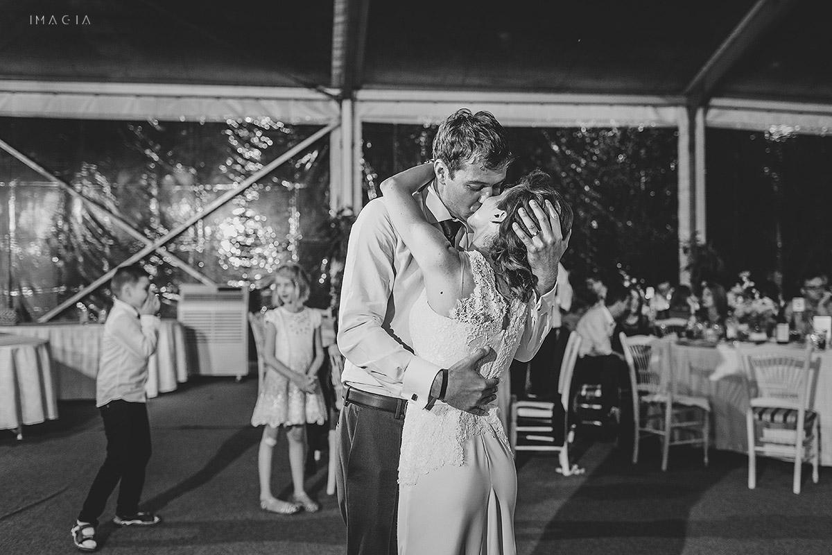 Dansul mirilor la o nunta in Baia Mare fotografiata de imagia.ro