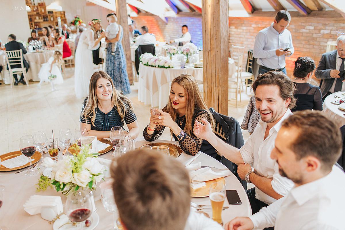 Fotografie de la nunta la Casa Boema in Cluj-Napoca pe imagia.ro