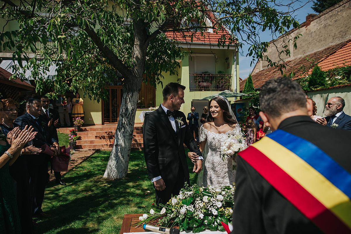 Casatorie civila in Satu Mare