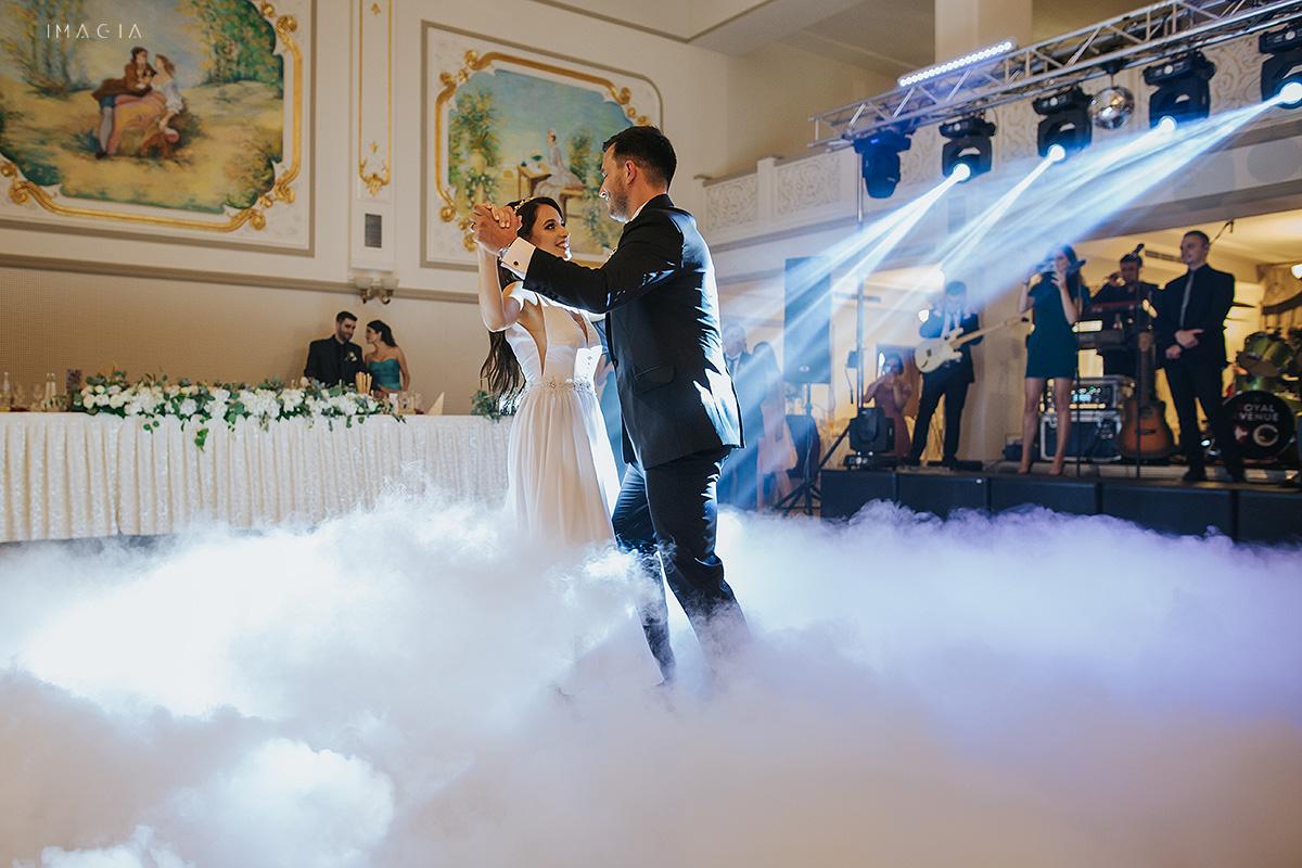 Dansul mirilor la sala de nunti Esedra Satu Mare