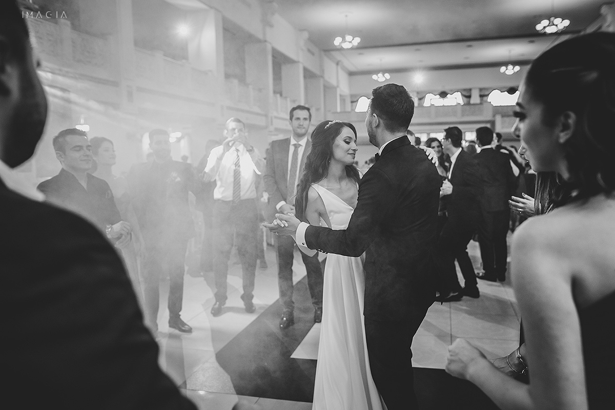 Nunta in Satu Mare la sala de nunti Esedra fotograf de nunta IMAGIA