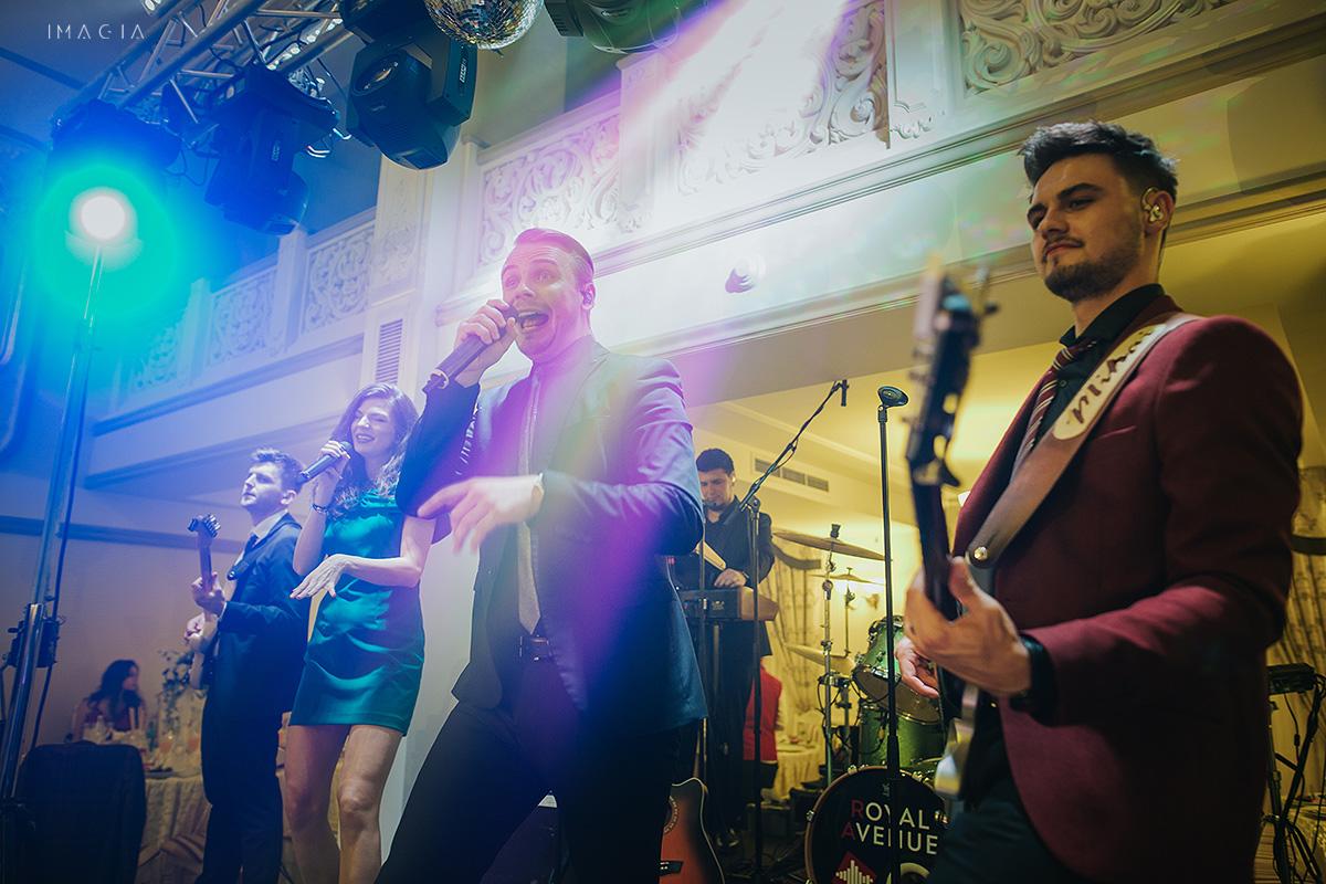 Trupa cover Royal Avenue la sala de nunti Esedra in Satu Mare