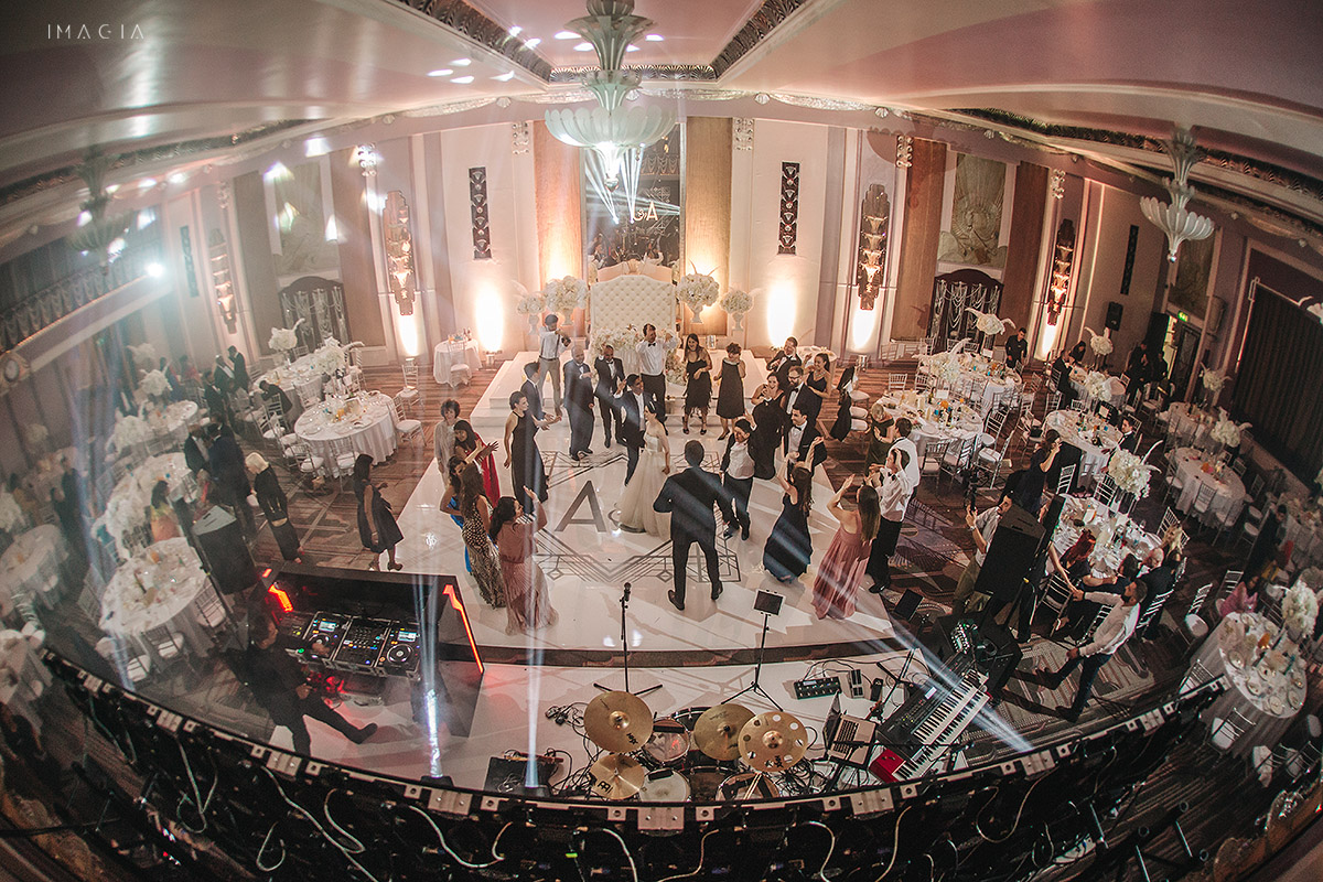 Wedding at The Sheraton Park Lane in London, photography by imagia.ro